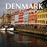 Denmark Calendar 2017: 16 Month Calendar