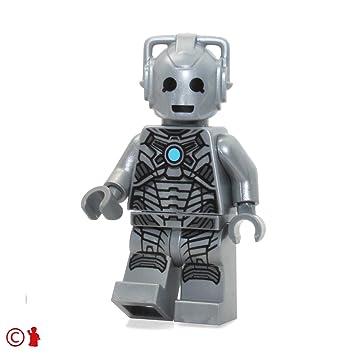 LEGO Doctor Who - Cyberman Minifigura: Amazon.es: Juguetes y juegos