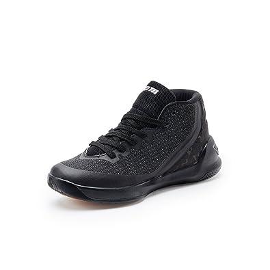 QZbeita - Zapatillas de Baloncesto de Poliuretano para Hombre ...