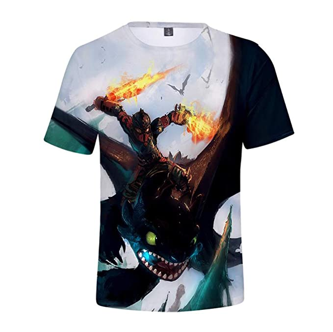 Dragons Boys Long Sleeve Shirt How to Train Your DreamWorks