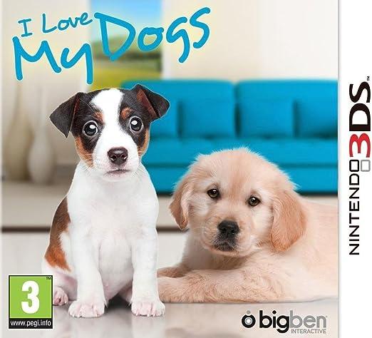 I Love My Dogs: Amazon.fr: Jeux vidéo