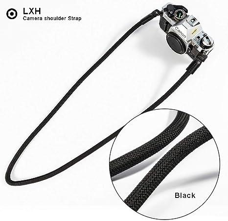 LXH correa de cámara de cuerda de nylon de alta resistencia ...
