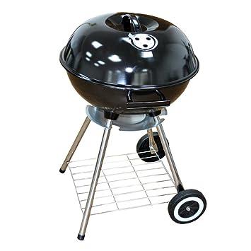 Barbacoa de bola Parilla de carbón Barbacoa de pie Barbacoa BBQ Smoker carbón de leña Barbacoa