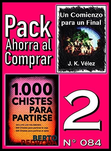 Pack Ahorra al Comprar 2 (Nº 084): 1000 Chistes para partirse & Un