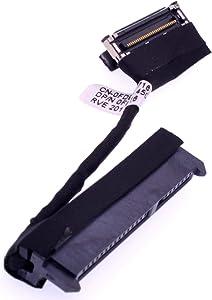 Deal4GO SATA Hard Drive Cable SSD HDD Connector for Dell Latitude 3480 3580 E3580 E3480 0FD9M5 450.0A103.0011