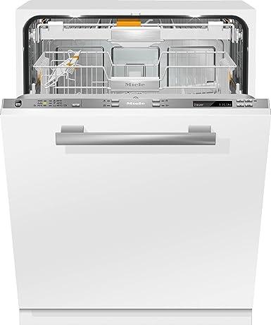 Miele G6860 SCVi D ED230 2,0 Lavavajillas integrable, eficiencia ...