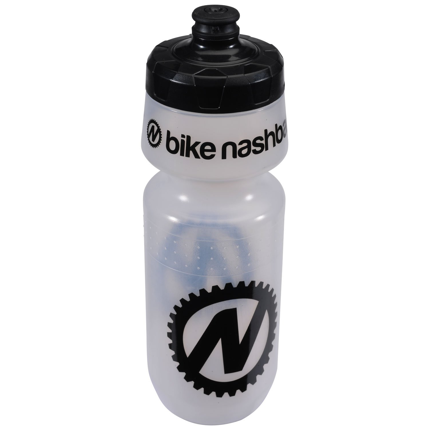 Nashbar 24oz Water Bottle CLEAR