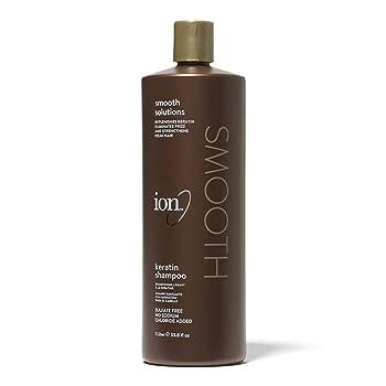 Ion Keratin Smoothing Shampoo