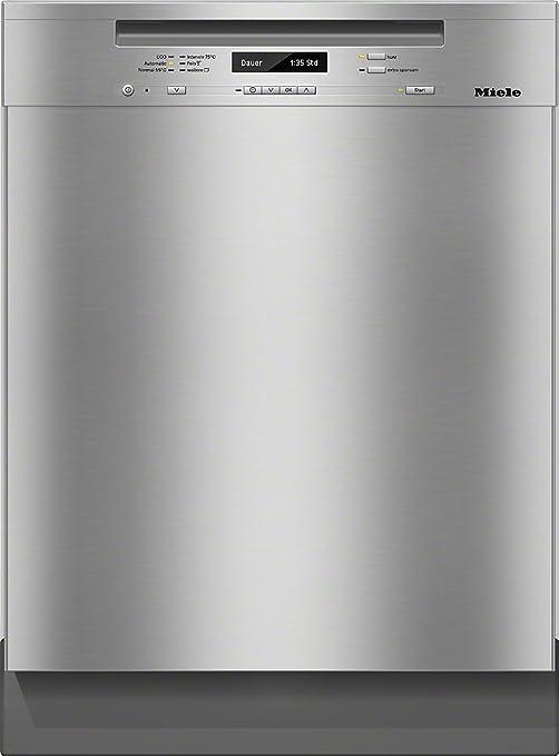 Miele G 6300 SCU - Lavavajillas (A + + +, 0.84 kWh, 9.7 L, 598 mm ...