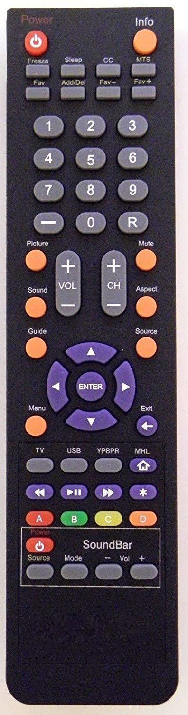 Control Remoto Smartby Sceptre 142022370010C X405BVFMDU X...