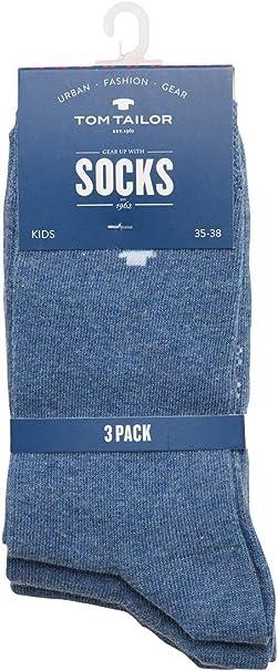 TOM TAILOR M/ädchen Socks Strumpfhosen im Doppelpack