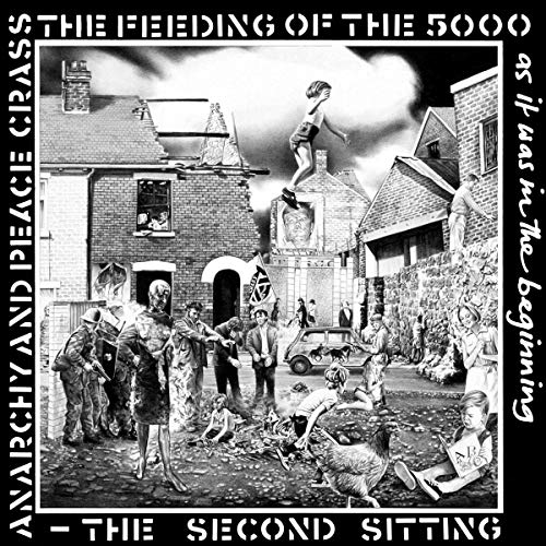Feeding Of The Five Thousand (The Second Sitting) -