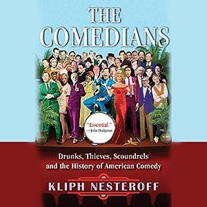 The Comedians Audiobook