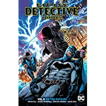 Batman: Detective Comics Vol. 8: On the Outside