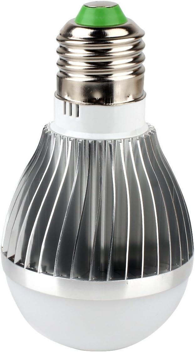 SUPERNIGHT Horticulture E27 5W LED Plant Grow Light Bulb for Flowering Plant Vegetables, 5-LED 3 Red 2 Blue , Energy Saving Spotlight Downlight Plant Light Bulb for Indoor Hydroponic Garden
