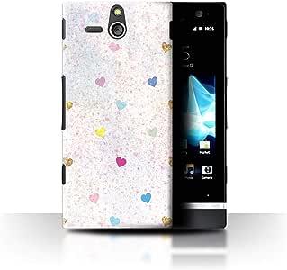 Amazon.com: eSwish Phone Case/Cover for Sony Xperia U ...