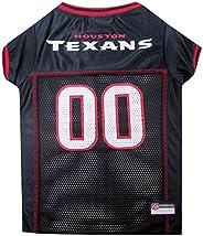 NFL Houston Texans Dog Jersey, X-Large