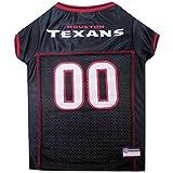 NFL Houston Texans Dog Jersey, Medium