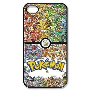 Custom Personalized Hot Cartoon & Anime Series Pokemon Pikachu Cover Hard Plastic iPhone 5 5s Case