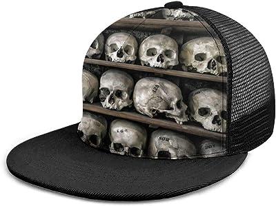 casquette tête de mort 1