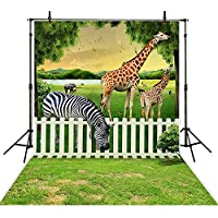 Animal Backdrops For Photography 6Feet-10Feet Kids Photo Background Props Children Backdrops Vinly Photographic Backdrops S2016