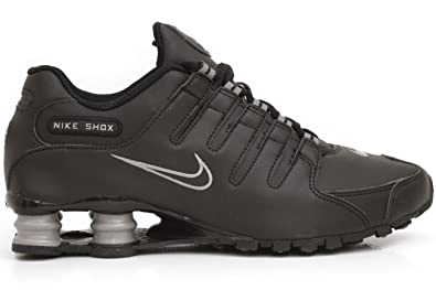 Nike Shox Nz Womens Black