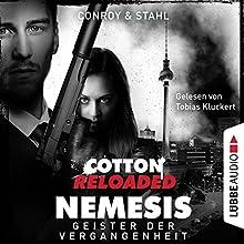Geister der Vergangenheit (Cotton Reloaded: Nemesis 4) Hörbuch von Gabriel Conroy, Timothy Stahl Gesprochen von: Tobias Kluckert