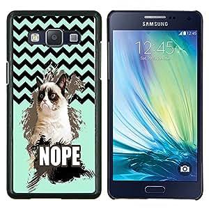 Dragon Case - FOR Samsung Galaxy A5 A5000 A5009 - You would not shelter - Caja protectora de pl??stico duro de la cubierta Dise?¡Ào Slim Fit