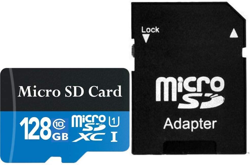 Memory Card128GB//256GB//400GB//512GB//1024 GB tarjeta Micro SD 10 de alta velocidad con adaptador gratuito