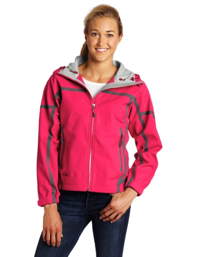 Outdoor Research Women's Mithril Jacket, Desert Sunrise, Large