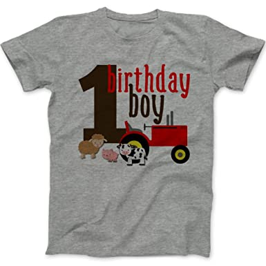 Amazon First Birthday Shirt