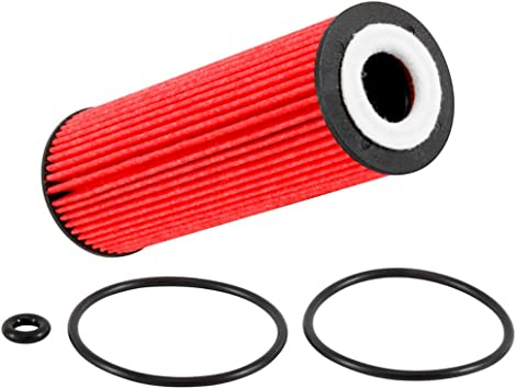 K/&N Oval Straight Clamp-On Air Filter RE-0960