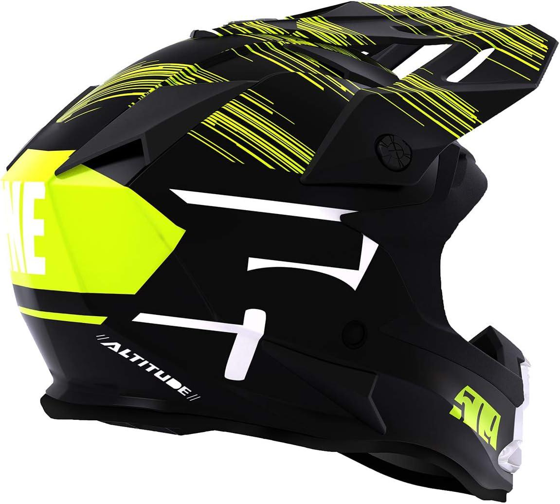 509 Altitude Helmet with Fidlock Chromium Hi-Vis - Medium