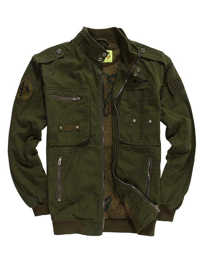 Menschwear Uomo Cappotto Trench Giacca A Manica Lunga Cotone Giacca  Antivento Giacca Collare del Basamento  Amazon.it  Abbigliamento 398af7aa1d4