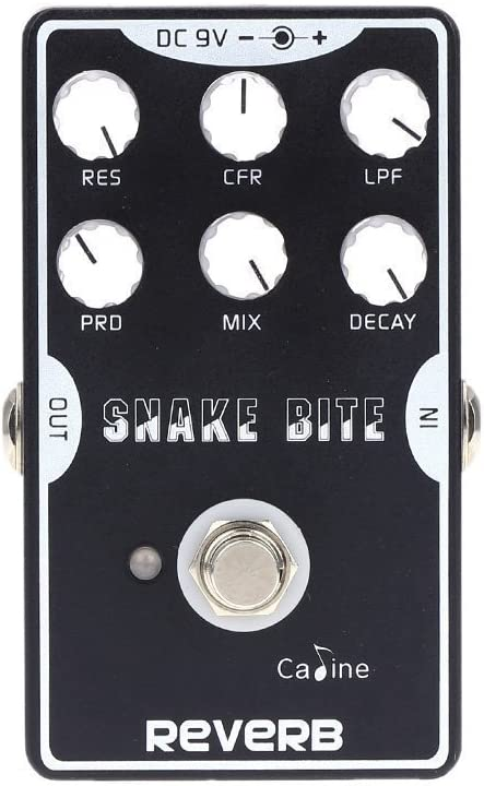 Caline CP-26 Snake Bite Acoustic Guitar Electric Effects Pedal