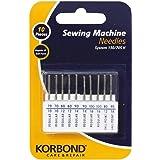 10 agujas Korbond para máquinas de coser