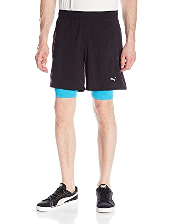 13f3774f Amazon.com: Puma Men's Faster Than You 2-in-1 Short: Clothing