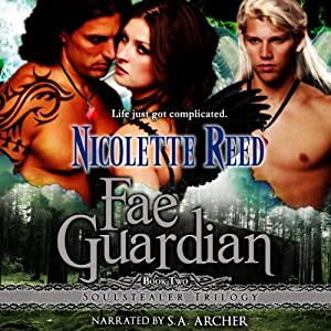 Fae Guardian Audiobook