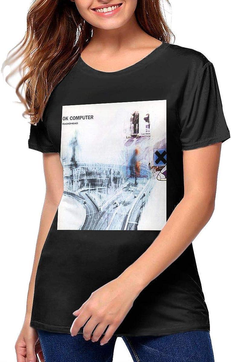 Smooffly Womens Sodom Logo Crew Neck Short Sleeves T Shirt