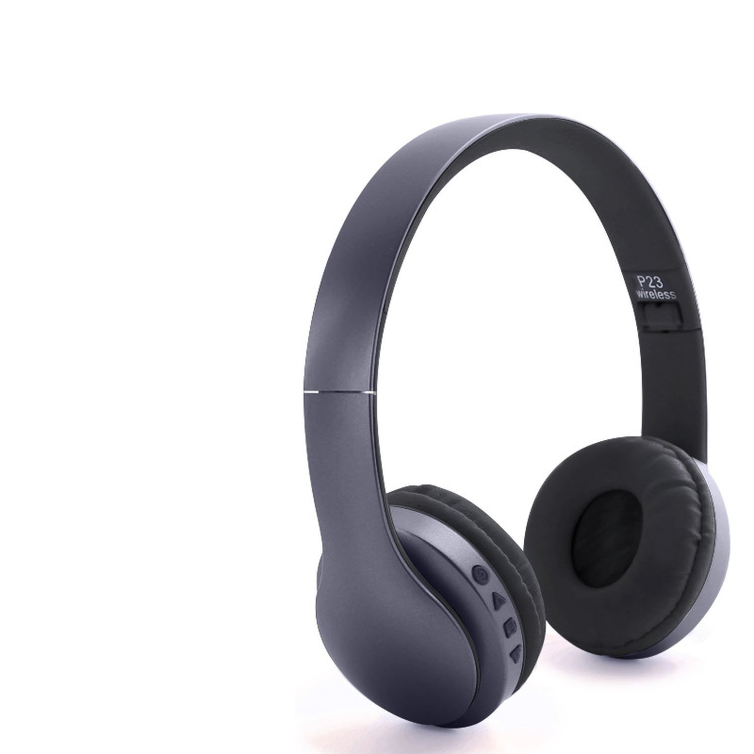 Amazon.com: Headset Bluetooth Headset Wireless Cardable Bluetooth Headset,Silver: Cell Phones & Accessories