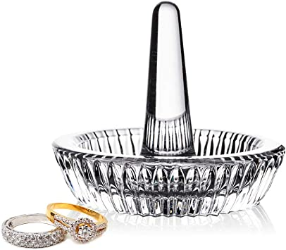 Waterford Crystal Heritage Round Ring Holder Home Improvement