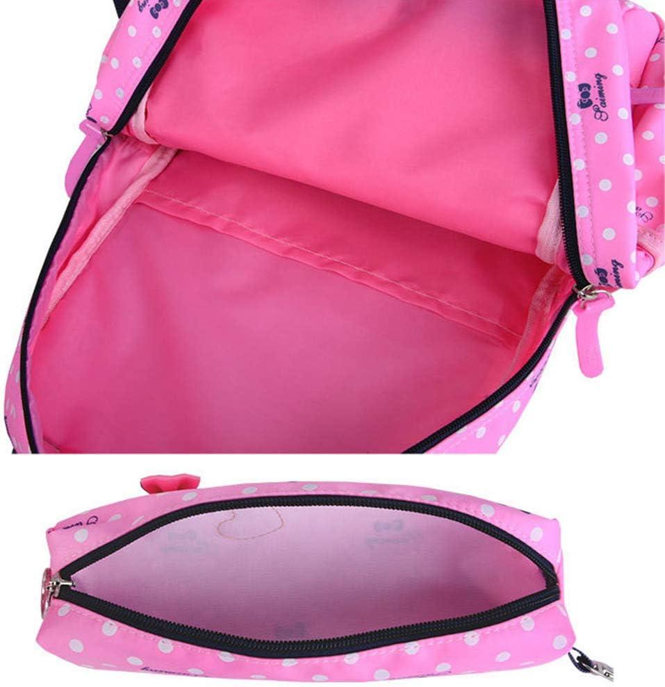 Colorful Plush Backpack Women Pearl Schoolbag Kids Lovely Mini Knapsack Satchel