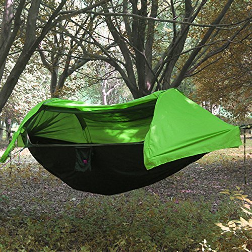 Wintming Patent Camping Hammock With Mosquito Net And