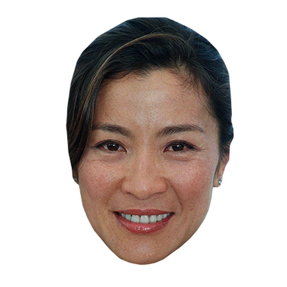Michelle Yeoh Celebrityマスク B077P8JZ9L Michelle、カード面とファンシードレスマスク Yeoh B077P8JZ9L, ラリーグラス:f15056fc --- sharoshka.org