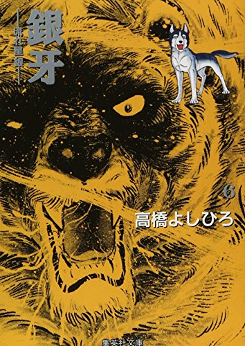 Shooting star - Silver - (Shueisha Paperback - comic version) 6 Silver Fang (1998) ISBN: 4086173662 [Japanese Import]