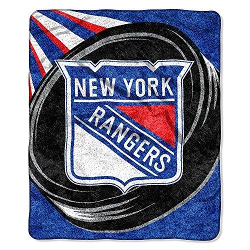 - New York Rangers Sherpa Blanket 60