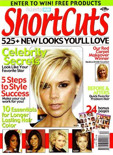 MMI Short Cuts #17 2007 Victoria - Beckham Victoria Cut