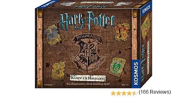 Harry Potter - Kampf um Hogwarts: 2 - 4 Spieler: Amazon.es: Libros ...