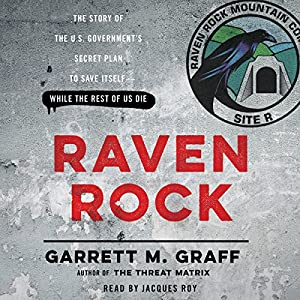 Raven Rock Audiobook