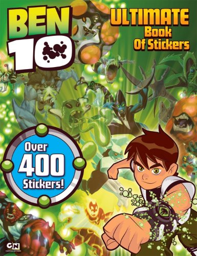 (Ben 10 Ultimate Book of)